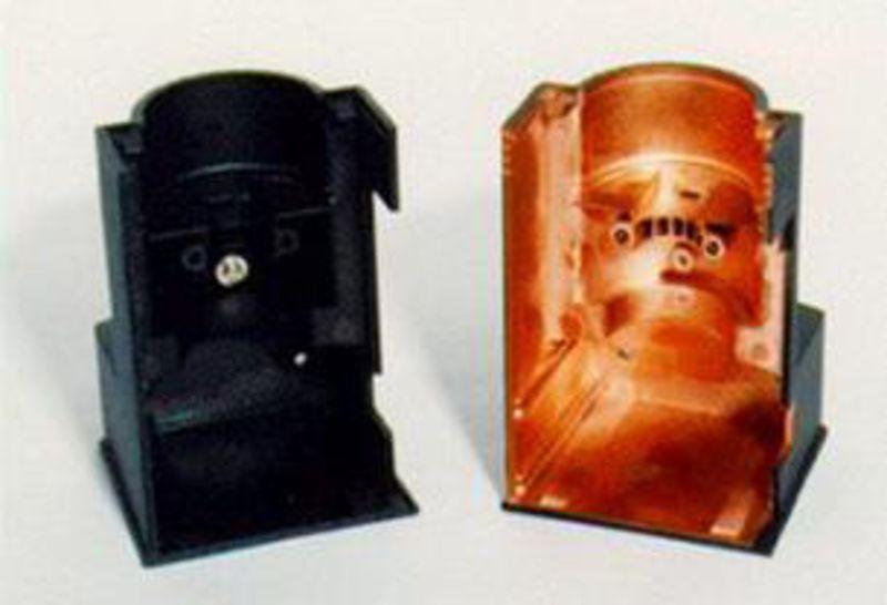 Kunststoffbeschichtung metall